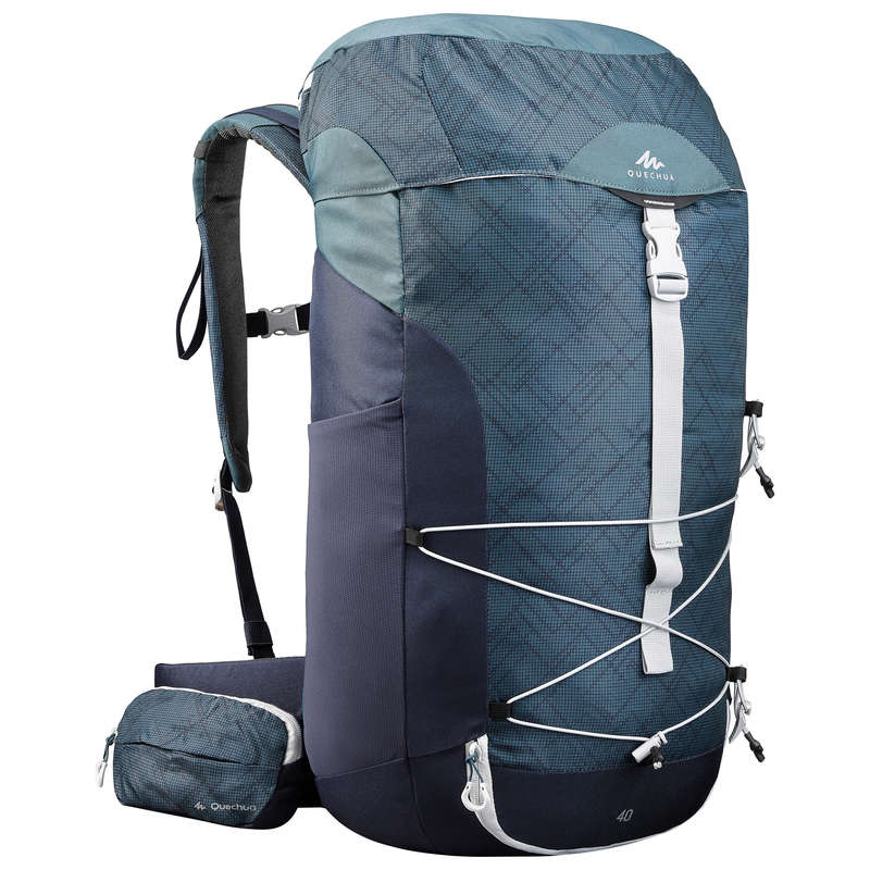 DAĞDA YÜRÜYÜŞ SIRT ÇANTALARI 20L - 40L Hiking, Trekking, Outdoor - MH100 SIRT ÇANTASI QUECHUA - Hiking, Trekking, Outdoor