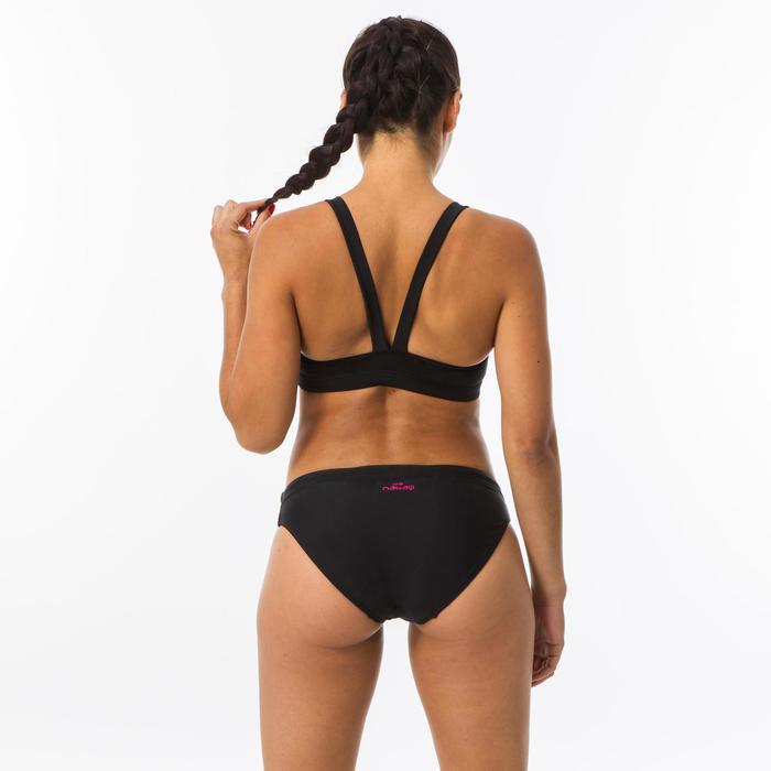 Zwemslip voor dames Vega zwart