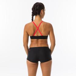 Bikinitop voor zwemmen dames Riana Gabo zwart