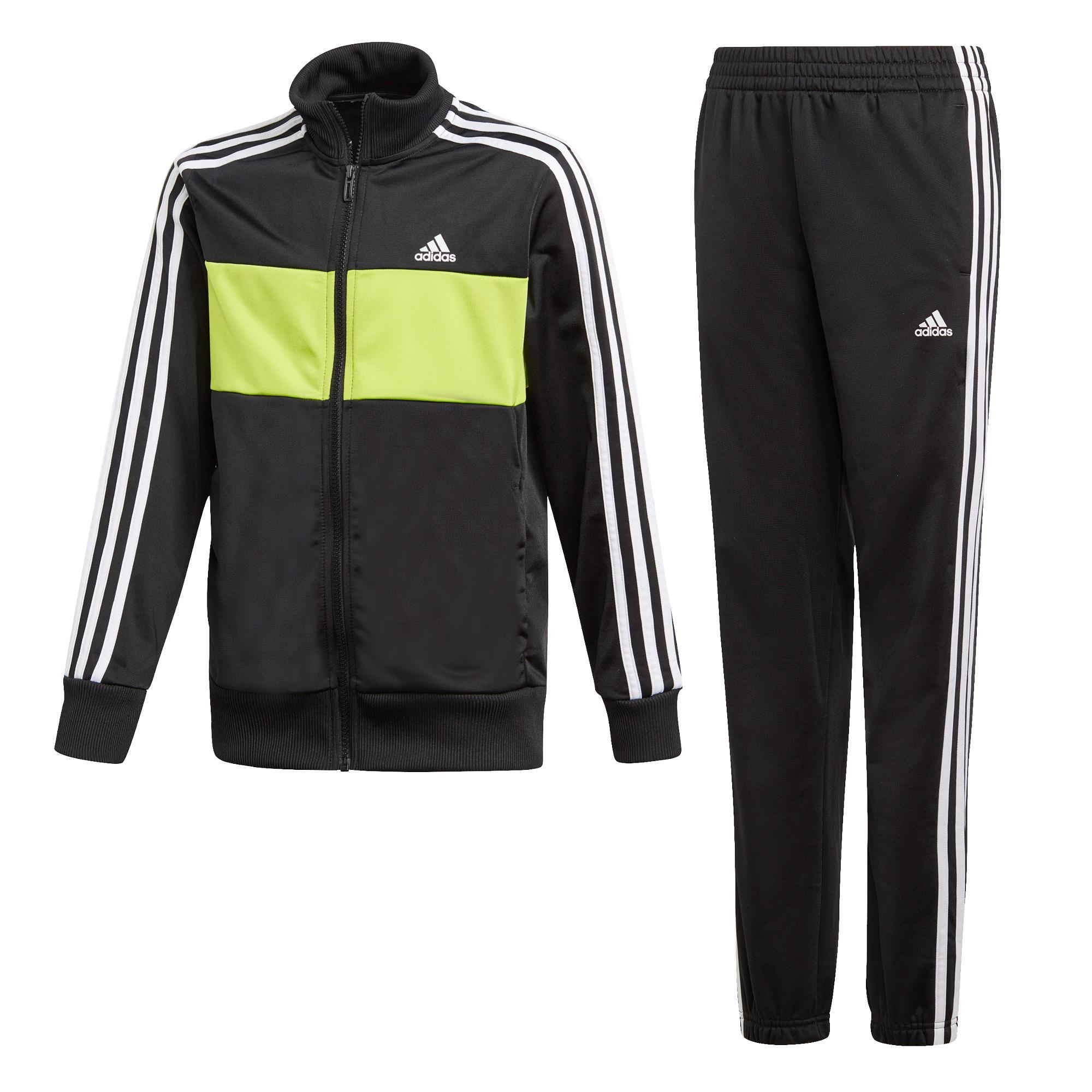 Trening Adidas Negru Băieţi imagine