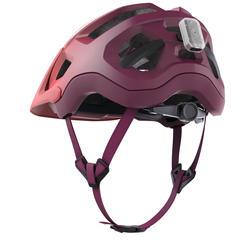 Helm Sepeda Gunung ST 500 - Ombre Ungu