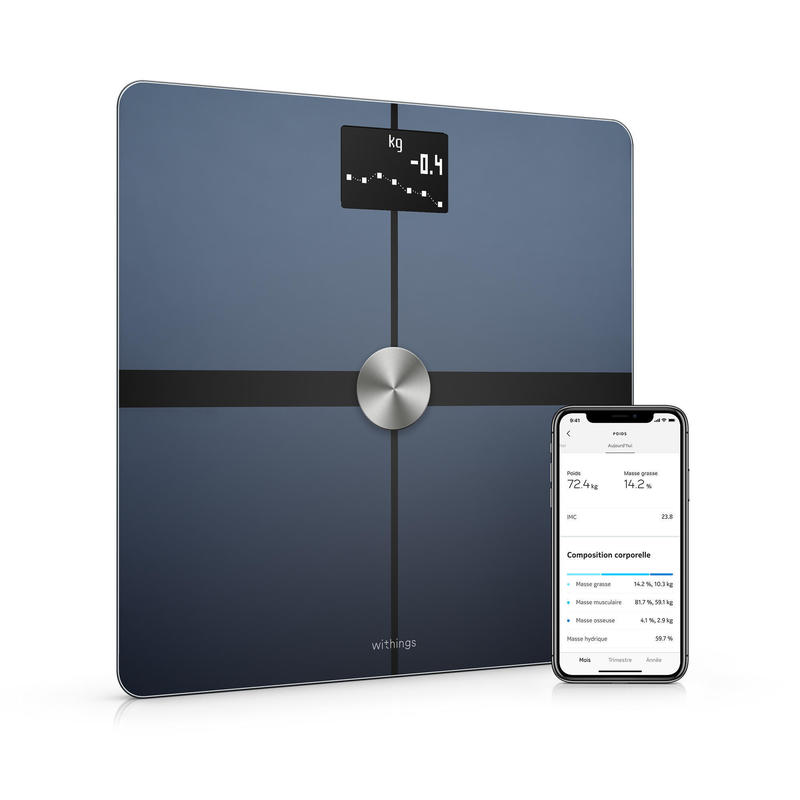 Balance connectée Withings Body + noir