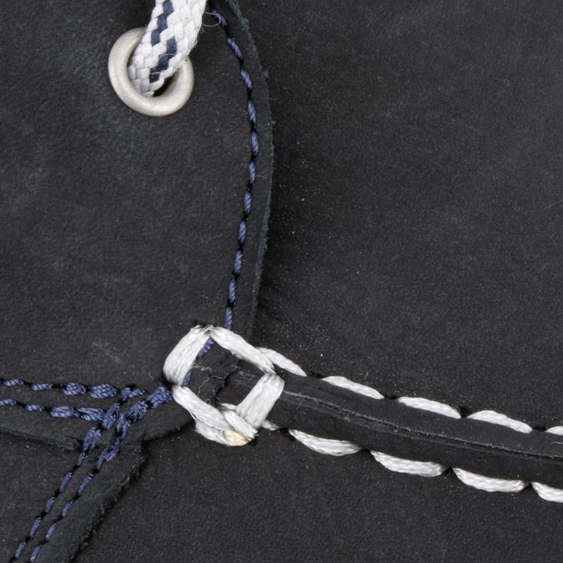 Men's CLIPPER boat shoes - Blue