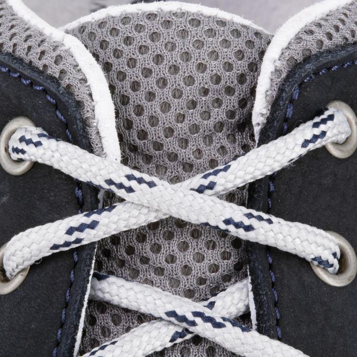 Chaussures bateau cuir homme CLIPPER Bleu