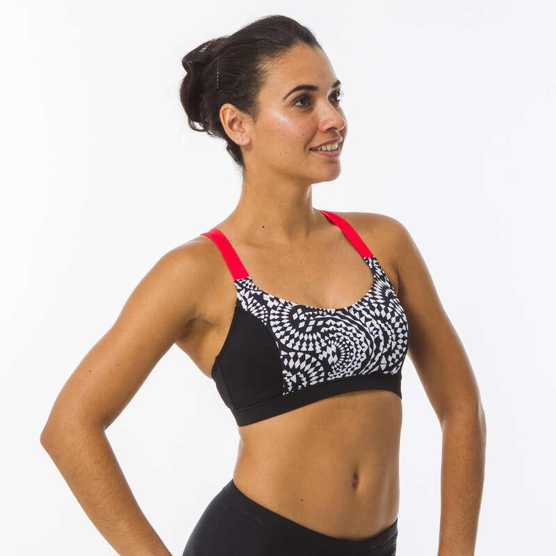 Női úszódressz Úszás, uszodai sportok - Női úszófelső, Vega All Bat NABAIJI - Úszás felszerelés