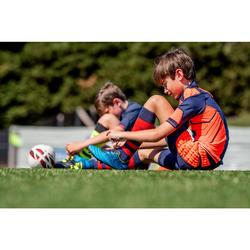 Épaulière de rugby R500 enfant orange