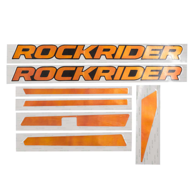ACCESORII MTB - KIT STICKERE XC 940 ROCKRIDER
