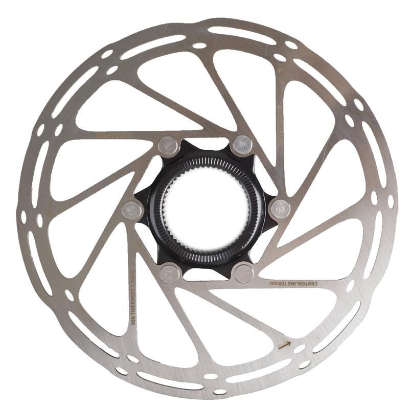 Brzdy Cyklistika - KOTOUČ K BRZDĚ 160 MM SRAM - Náhradní díly a údržba kola