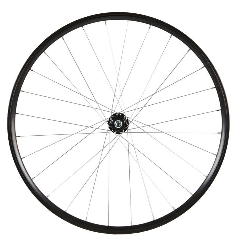 KOLA NA MTB Cyklistika - ZADNÍ KOLO MTB 26 NA MATICI ROCKRIDER - Náhradní díly a údržba kola