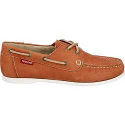 Leren bootschoenen dames CR500 - 189044