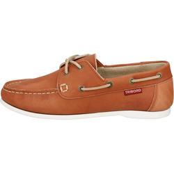 Leren bootschoenen dames CR500 - 189045