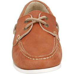 Leren bootschoenen dames CR500 - 189046