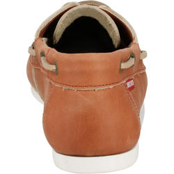 Leren bootschoenen dames CR500 - 189047