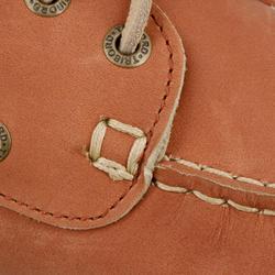 Leren bootschoenen dames CR500 - 189057