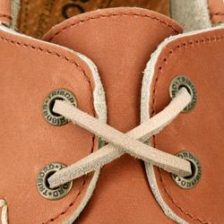 Leren bootschoenen dames CR500 - 189058
