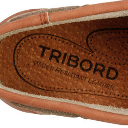 Leren bootschoenen dames CR500 - 189059