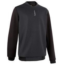 Camisola de Futebol T100 preto