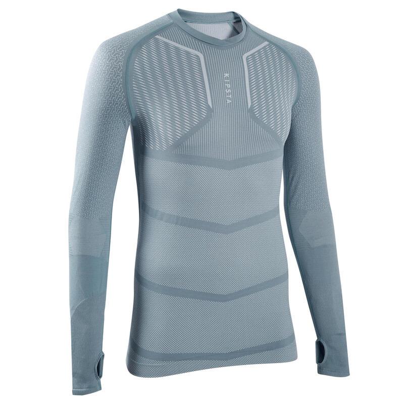 成人款底層衣Keepdry 500-淺灰色