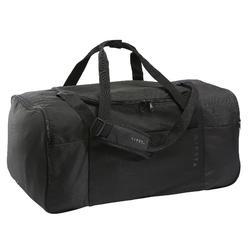 Sporttas Essentiel 75 liter zwart