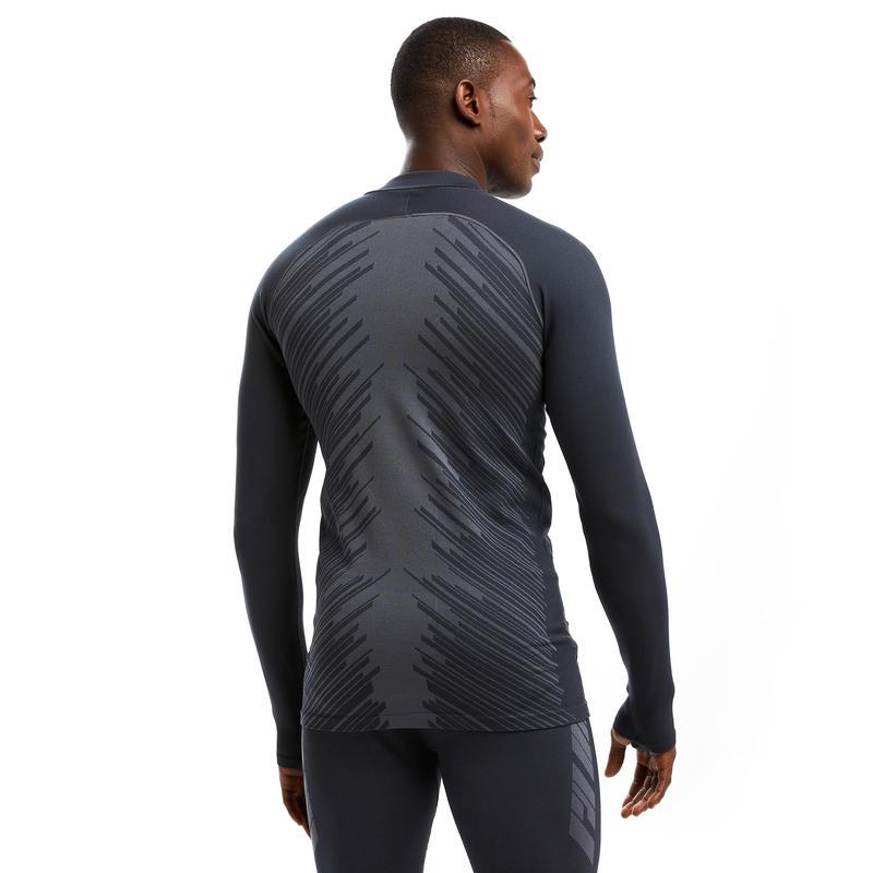Sous-vêtement haut adulte Keepwarm 900 gris foncé