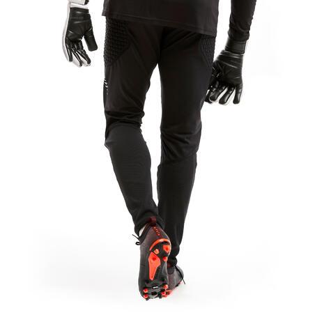Pantalón de portero adulto F500 negro