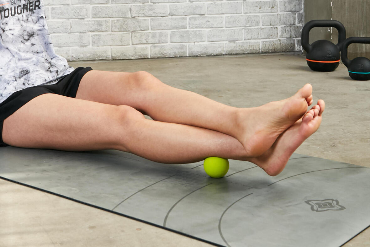massage ball that suitable for specific areas and trigger points.