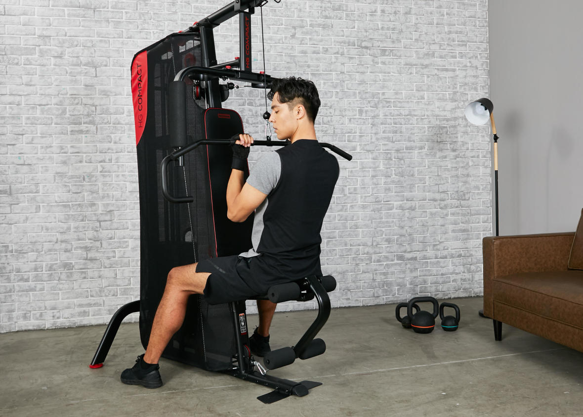 machine guidée exercices musculation