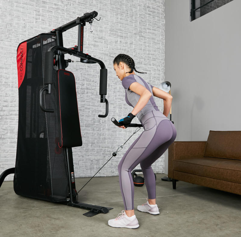appareil guidé exercices musculation
