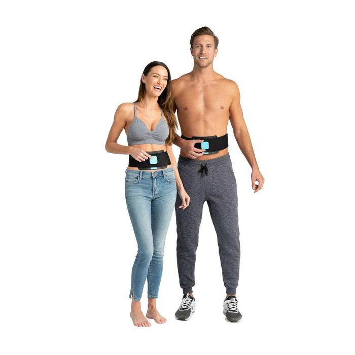 Ceinture abdominale ABS8 unisexe