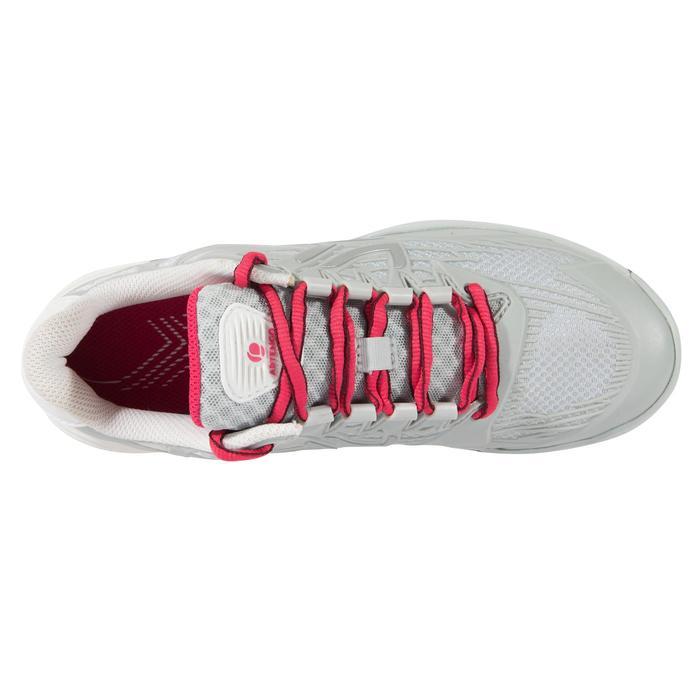 ZAPATILLAS DE TENIS MUJER TS990 blanco rosa