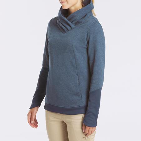 Suéter senderismo naturaleza - NH500 - Mujer
