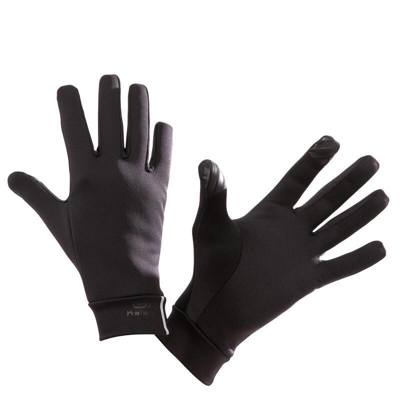 Running Touchscreen Gloves - black