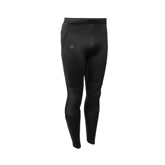 COLLANT RUNNING RUN WARM + NOIR HOMME