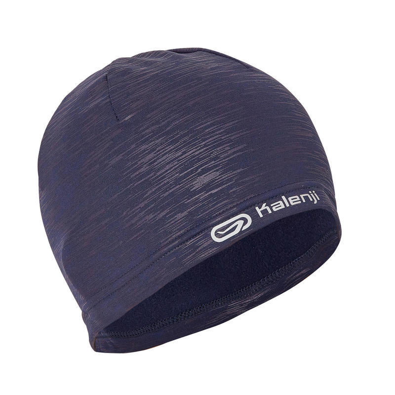 BONNET CHAUD RUNNING RUN WARM + BLEU MARINE
