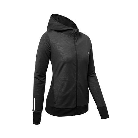Run Warm hooded jacket - Women
