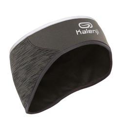 Run Warm + Running Warm Headband - Grey Khaki