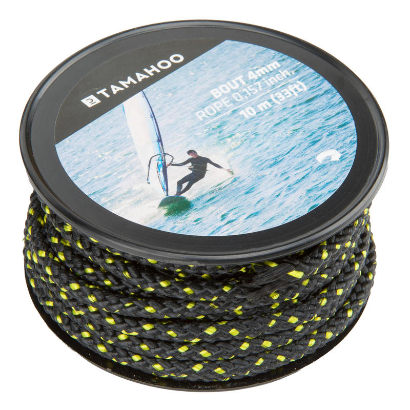 Windsurfing Extension and Boom Downhaul/Outhaul Line Reel 10 m x 4 mm