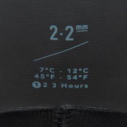 Cagoule SURF intégrale Néoprène 2 mm