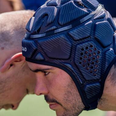 Hoe jezelf te beschermen bij rugby?