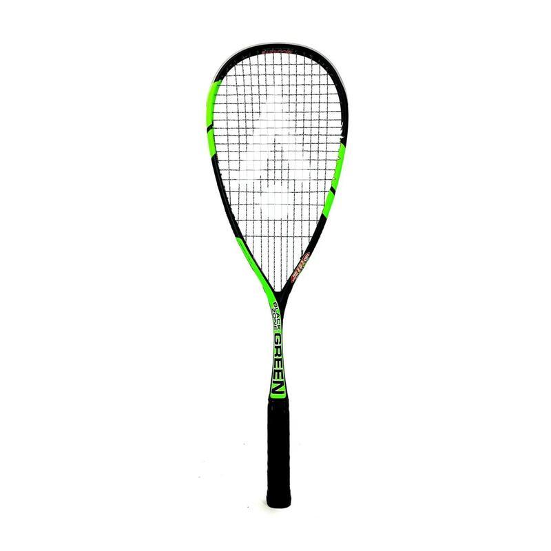 Racchetta squash adulto BLACKZONE verde