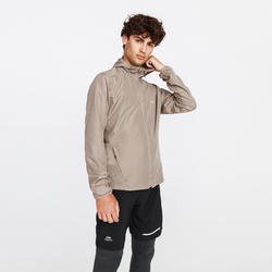 VESTE COUPE VENT RUNNING RUN WIND BEIGE SABLE HOMME