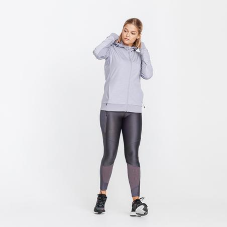 Run Warm Hooded Running Jacket - Women