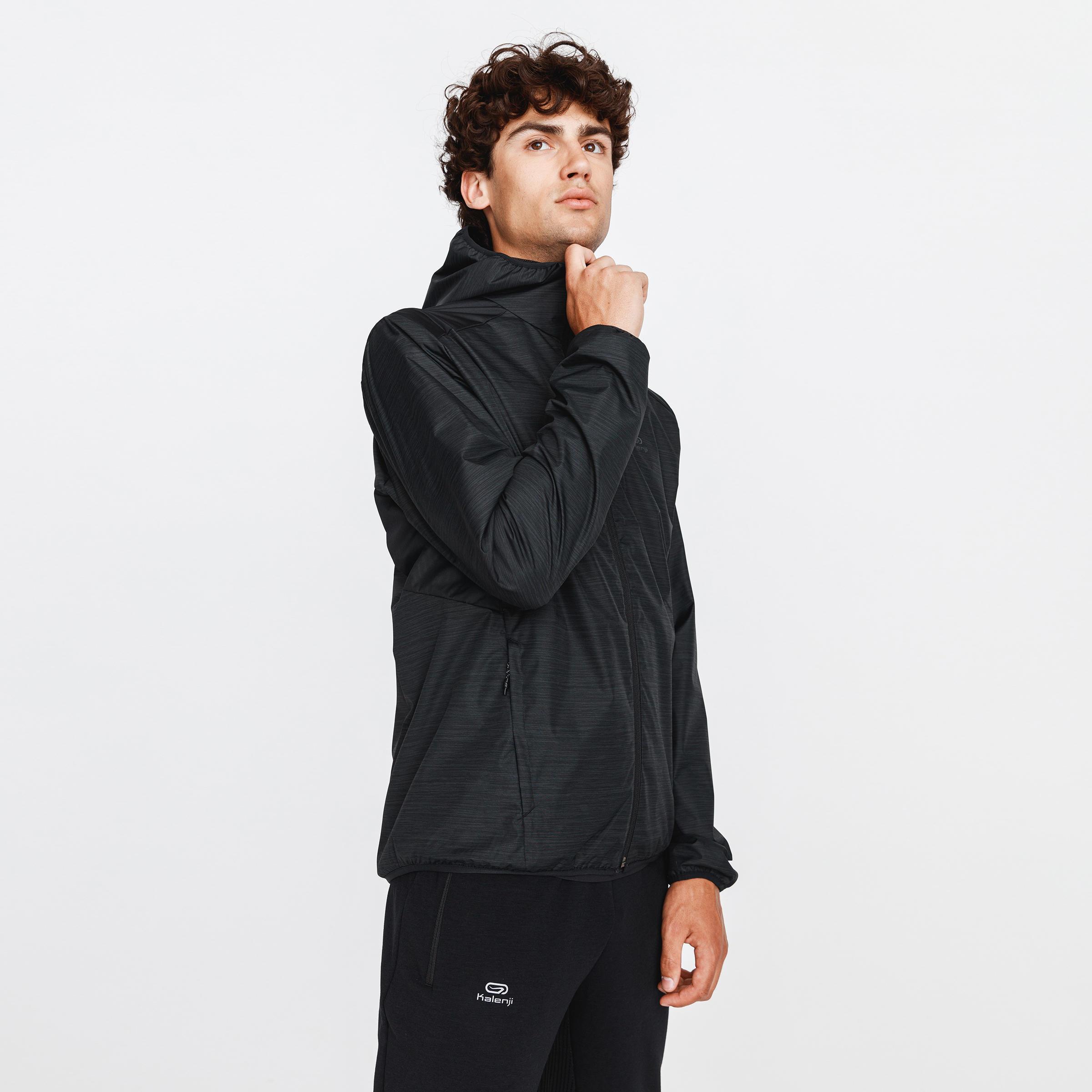 Jachetă Run Rain Bărbați la Reducere poza