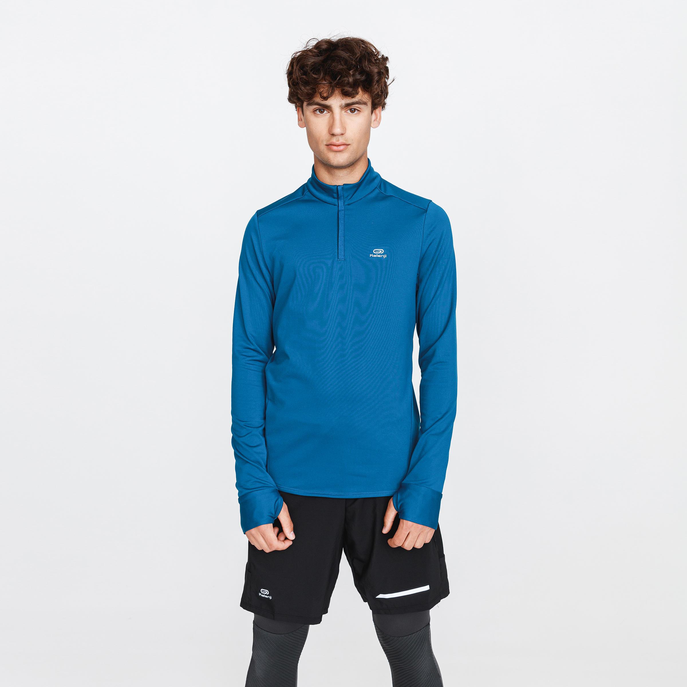 Bluză Jogging Run Warm Bărbați imagine