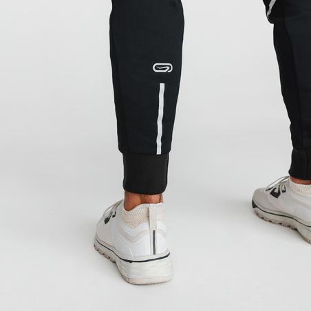 """Vīriešu skriešanas bikses """"Run Warm+"""", melnas"""