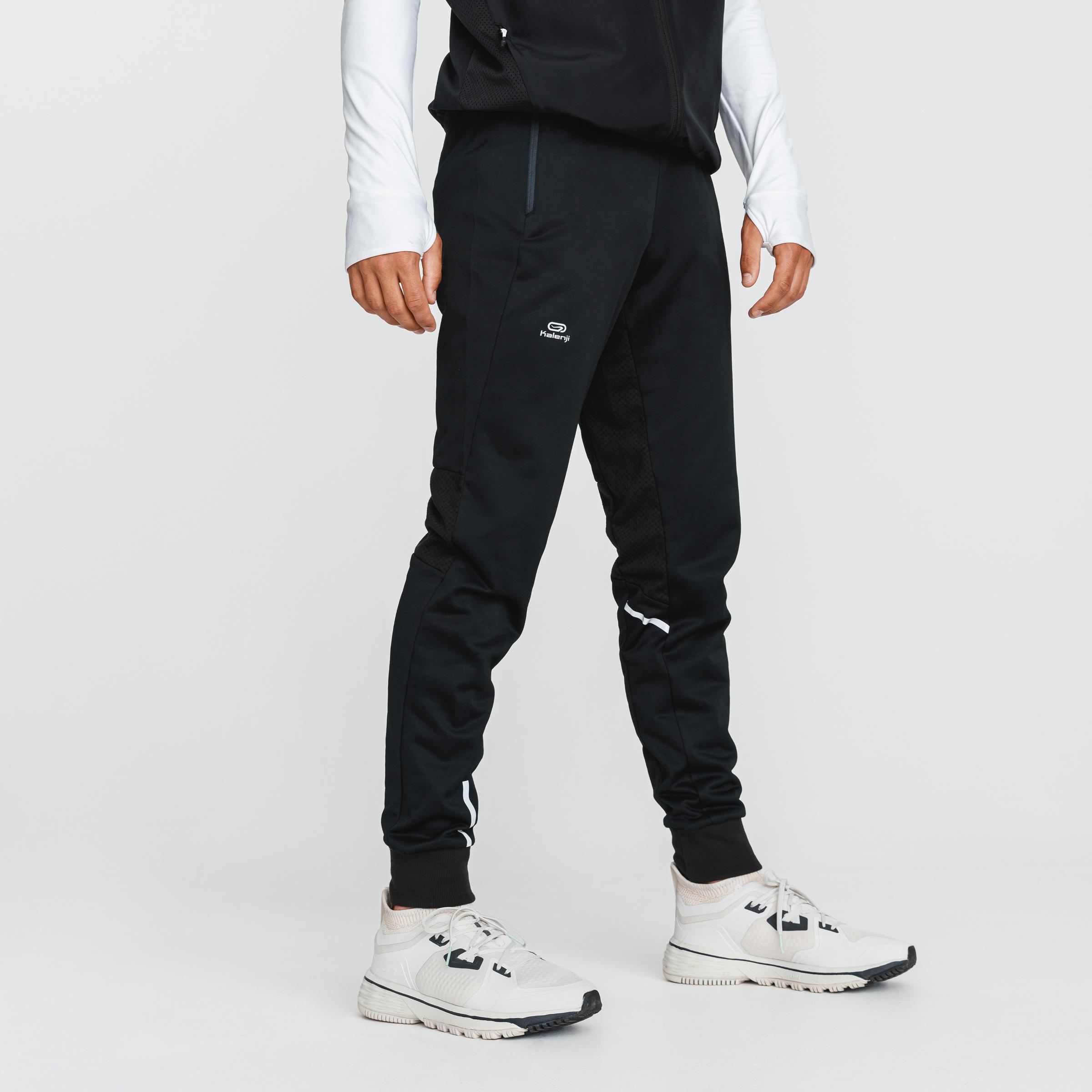 Pantalon Run Warm + Bărbați la Reducere poza