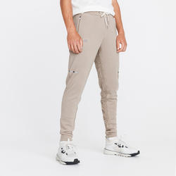 PANTALON RUNNING RUN WARM + CAFÉ GLACÉ HOMME