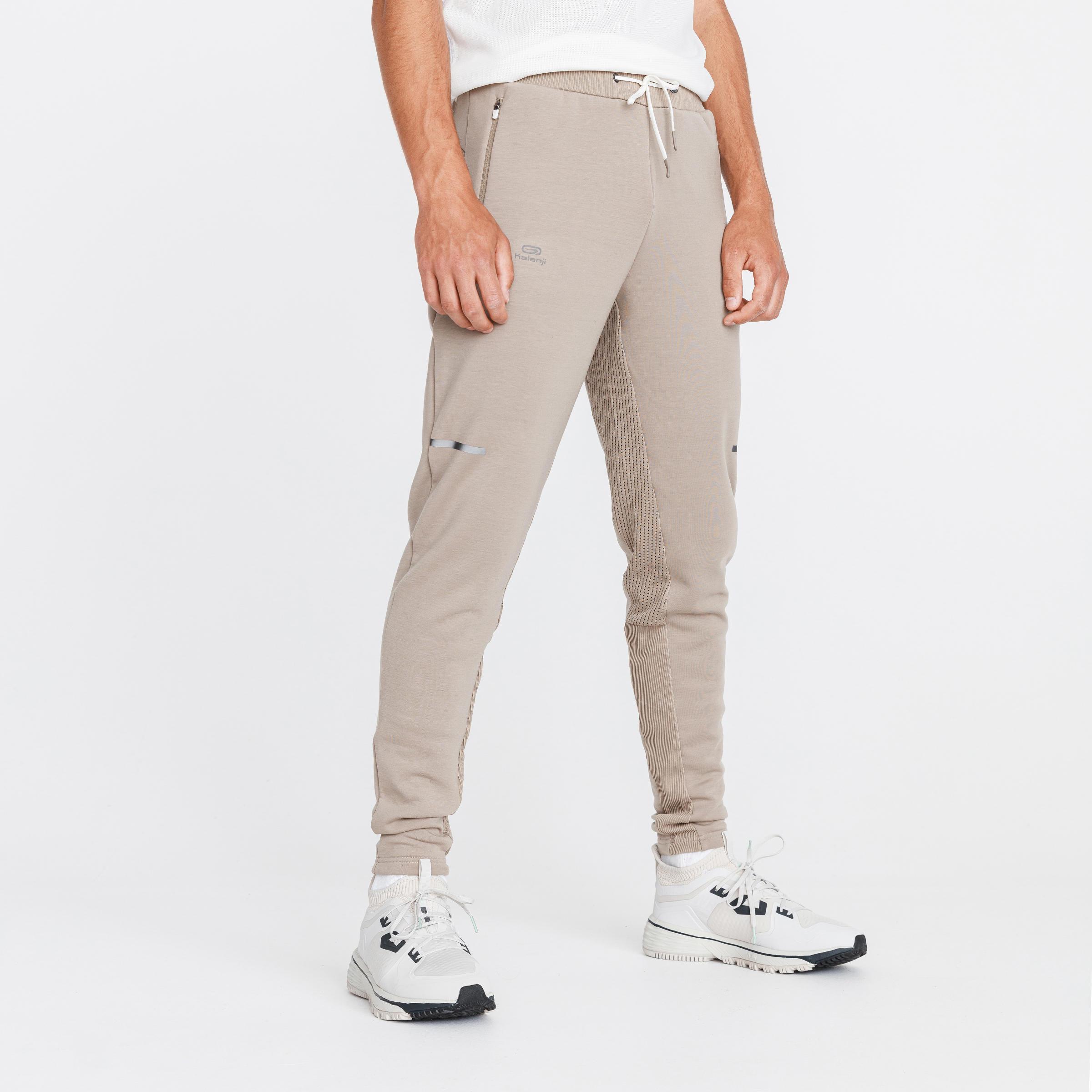 Pantalon Run Warm+ Bărbați la Reducere poza