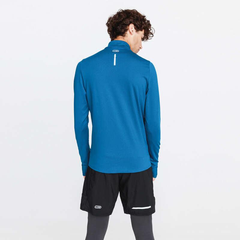 ERKEK HOBİ AMAÇLI KOŞU SOĞUK HAVA GİYİM Koşu - RUN WARM TİŞÖRT KALENJI - Erkek Koşu Kıyafetleri