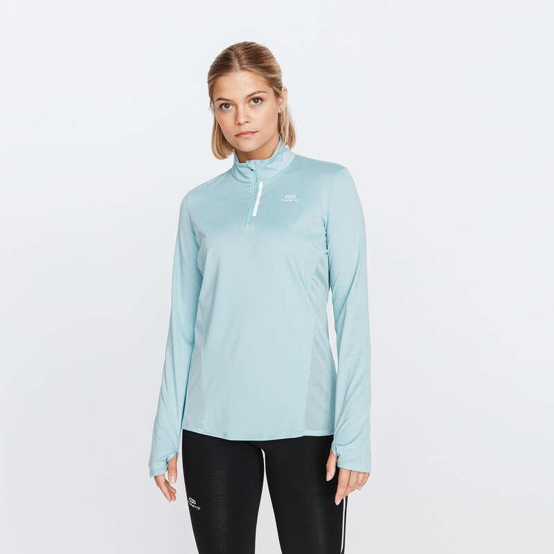 ABBIGLIAMENTO TRASPIRANTE DONNA Running, Trail, Atletica - Maglia running donna RUN DRY+ KALENJI - Abbigliamento Running